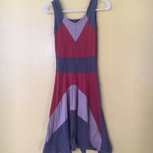 ModCloth Effie's Heart Midi Dress, Size Small